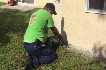 Stucco Trimming and Removal